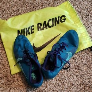 Boys Nike track spikes